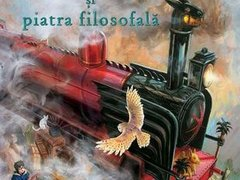 Carte: Harry Potter si piatra filosofala (Vol.1)